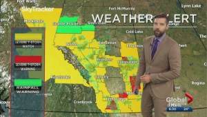Edmonton Weather Forecast: July 19
