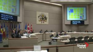 Calgary city council raises