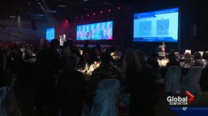Global Edmonton Woman of Vision gala