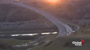 A third bridge won't be built in Lethbridge for another decade or longer
