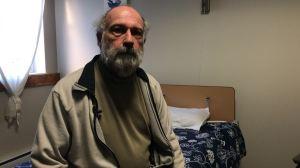 Montreal homeless man thankful for Maison du Père palliative care unit