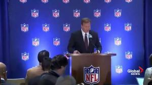 NFL commissioner Roger Goodell calls talks with players 'productive'