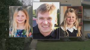Trial of father accused of killing daughters hears from neighbour