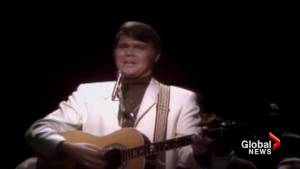 Celebrities mourn the passing of Glen Campbell