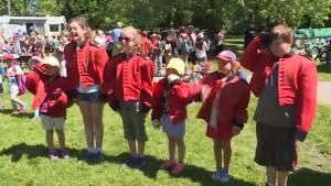 Kingston celebrates First Capital Day