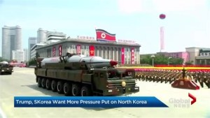 U.S. running out of options with North Korea