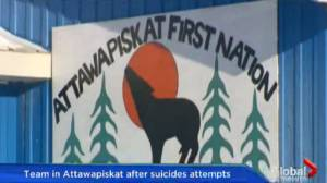 Suicides in Attawapiskat