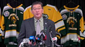SJHL, Federated Co-op announce support program in wake of Humboldt Broncos fatal bus crash