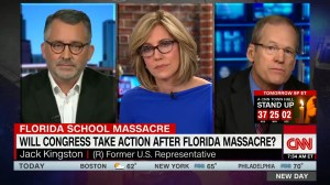 "CNN commentator claims Parkland students sorrow ""being hijacked by left wing groups"""