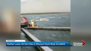 Duck boat victim says captain told passengers they didn't need life jackets