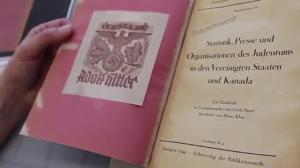 Canada's national library acquires rare book once owned by Hitler