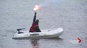 Kitsilano's Coast Guard base re-opens