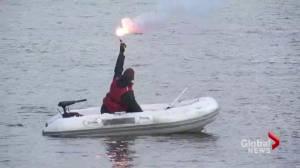 Kitsilano's Coast Guard base re-opens (02:14)