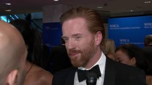 Damien Lewis says U.S. election is full of 'colourful characters'