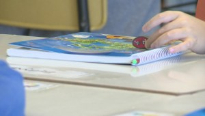New Lethbridge teacher shares her excitement on her first day of school