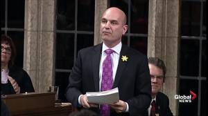 NDP's Cullen criticizes Liberal's omnibus bill will limit ability to hold government to account (01:14)