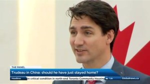 Should Justin Trudeau have just stayed home?
