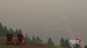 Officials expect Banff visits to continue amid smoky conditions