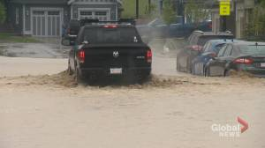 Town of Cochrane cleaning up after Friday flooding