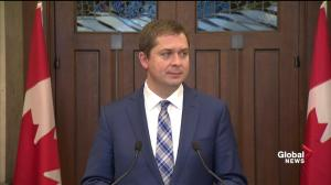 'Everything is on the table': Scheer on alleged SNC-Lavalin interference