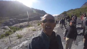 President Obama 'selfie' video from Alaska talks about importance of green energy