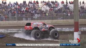 Monster Truck Throwdown at Castrol Raceway this weekend