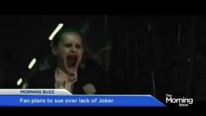 Man threatening to sue DC Comics over Suicide Squad