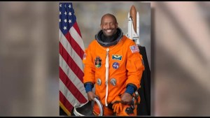 Astronaut and former NFL Athlete Leland Melvin