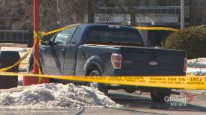 90-year-old male pedestrian struck and killed by truck in McDonald's drive-thru