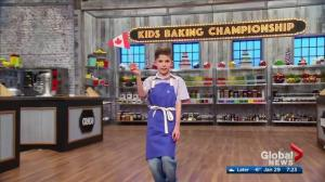 Edmonton 12-year-old the first Canadian on Kids Baking Championship