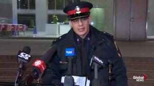 Toronto police provide details of stabbing in downtown underground PATH system
