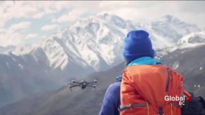 Drones growing in popularity