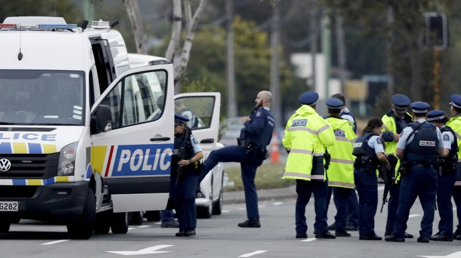 New Zealand Gunman Stream Mosque Shooting Live On Facebook: No One Reported New Zealand Mosque Shooting Video While It