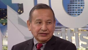 Grand Chief Stewart Phillip on Kinder Morgan pipeline ruling