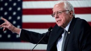 Bernie Sanders hopes to challenge Trump in 2020
