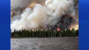 Indigenous communities threatened by northern Ontario wildfires