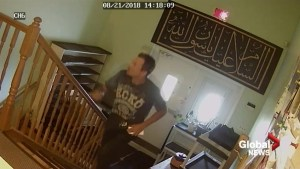 Search underway for 2 suspects in Dorval mosque theft