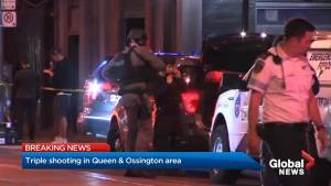 3 injured after shooting near Queen and Ossington: Toronto police