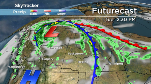 Saskatoon weather outlook: cold front takes its toll on temperatures