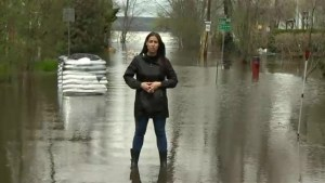 Vaudreuil residents rally to help flooded neighbours