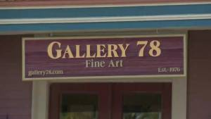 For 40 years Gallery 78 has been the home of some of the best works of art in the maritimes (02:18)