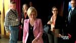 Rachel Notley unveils NDP's largest campaign promise