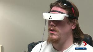 Alberta man who went blind overnight regains sight with new technology