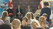 Play video: Dalhousie hosts panel on how make ocean cleaner, safer, and healthier