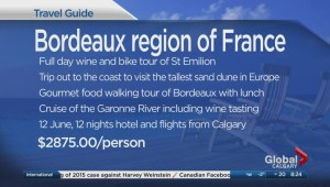 The Travel Lady: Touring the Bordeaux region of France