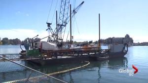 Luxury marina to open in Victoria's inner harbour