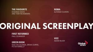 91st Academy Award Nominations: Best Original Screenplay