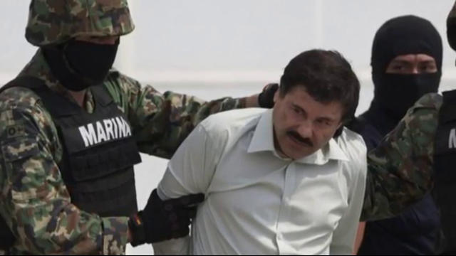 Two sons of 'El Chapo' indicted on drug conspiracy charges, remain fugitives