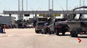 Be prepared for ferry line ups this long weekend