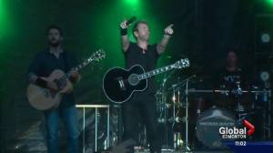 Fire Aid concert for Fort McMurray ends on a high note
